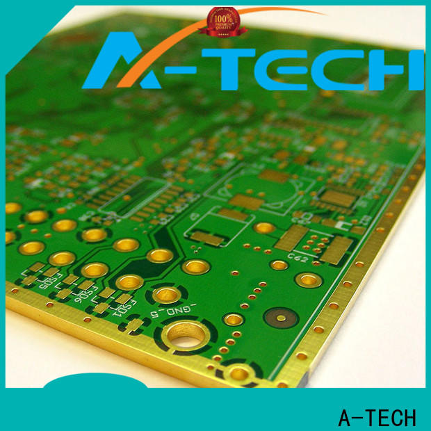 A-TECH buried blind vias pcb best price for sale