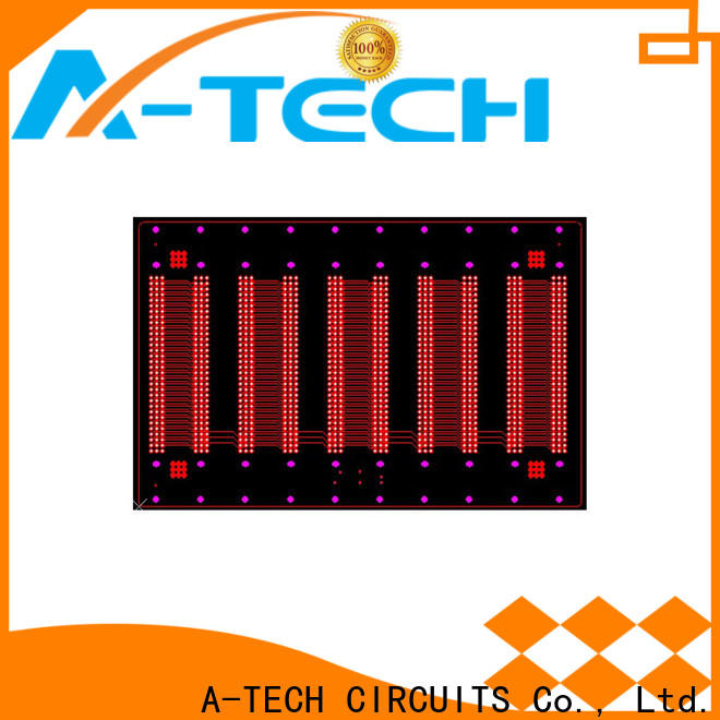A-TECH plating buried vias pcb hot-sale at discount