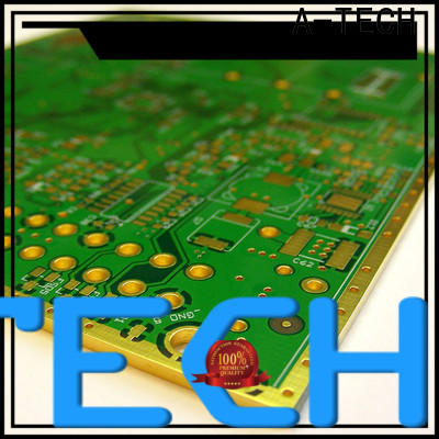 A-TECH fit hole circuit board assembly hot-sale for sale