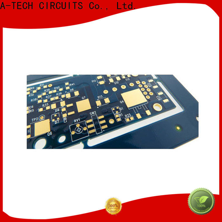 A-TECH immersion silver pcb factory for wholesale