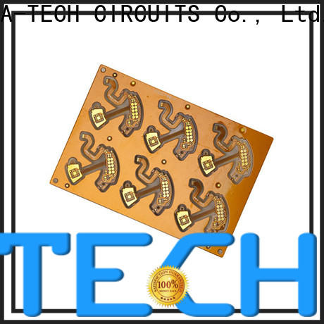 A-TECH microwave custom pc boards double sided at discount