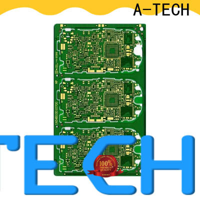 A-TECH flex printed circuit board process double sided
