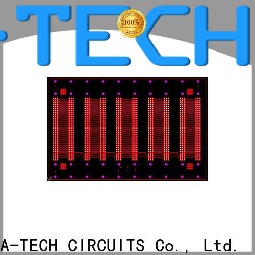 A-TECH thick copper micro vias pcb factory at discount