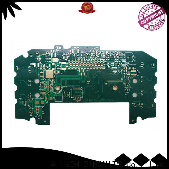 A-TECH flex rogers pcb factory at discount