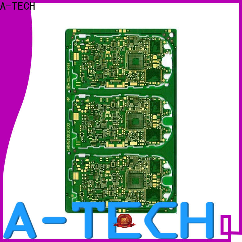 A-TECH Top PCB prototype manufacturer Supply