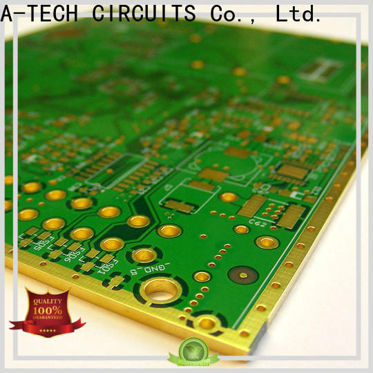 A-TECH fit hole vippo pcb hot-sale for sale