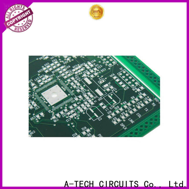 A-TECH China hard gold pcb company for wholesale