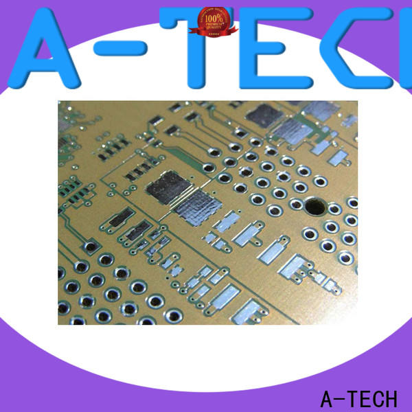 A-TECH tin immersion gold pcb manufacturers at discount