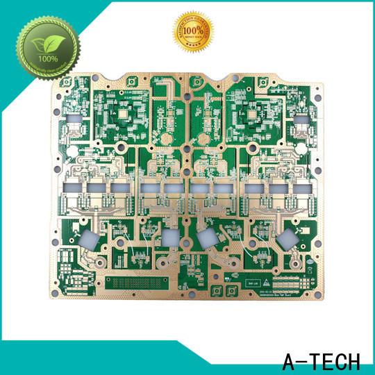 A-TECH control micro vias pcb manufacturers top supplier