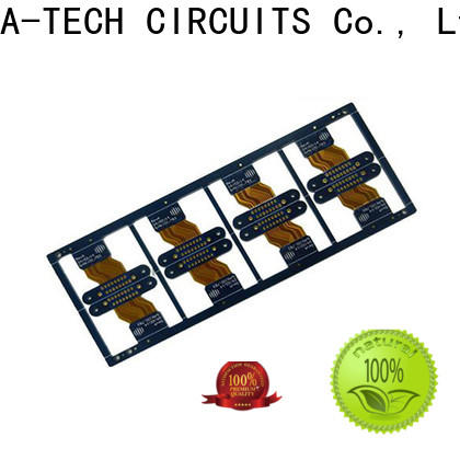 A-TECH single sided PCB prototype manufacturer multi-layer for led