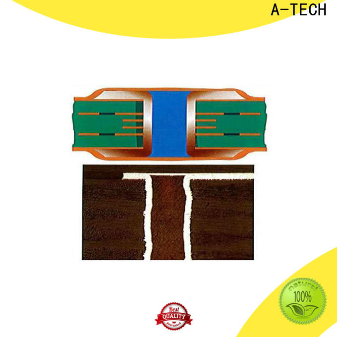China castellated holes pcb counter sink hot-sale for sale