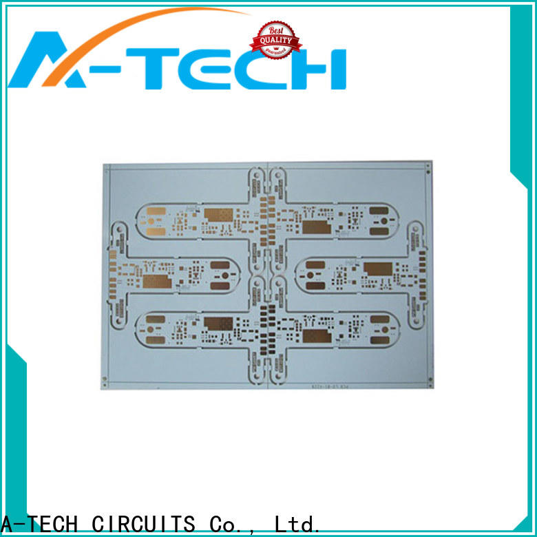 A-TECH rogers pcb artist double sided for wholesale