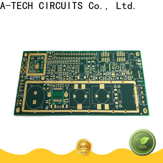A-TECH rigid pcb assembly quote manufacturers for led