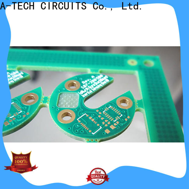 A-TECH heavy impedance pcb factory top supplier