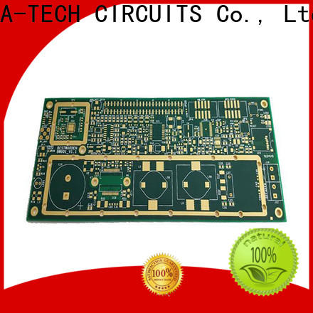 A-TECH quick turn pcb shop double sided