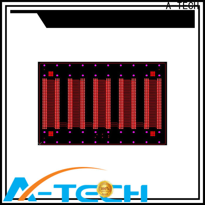 A-TECH China edge plating pcb best price top supplier