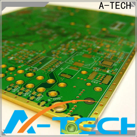 free delivery via in pad pcb thick copper factory at discount