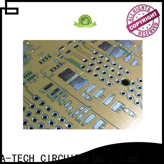 A-TECH solder pcb gold plating bulk production at discount