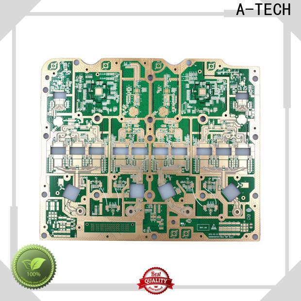 A-TECH blind micro vias pcb hot-sale top supplier