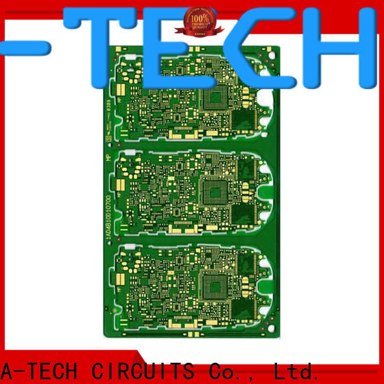circuit card assembly single sided multi-layer for led
