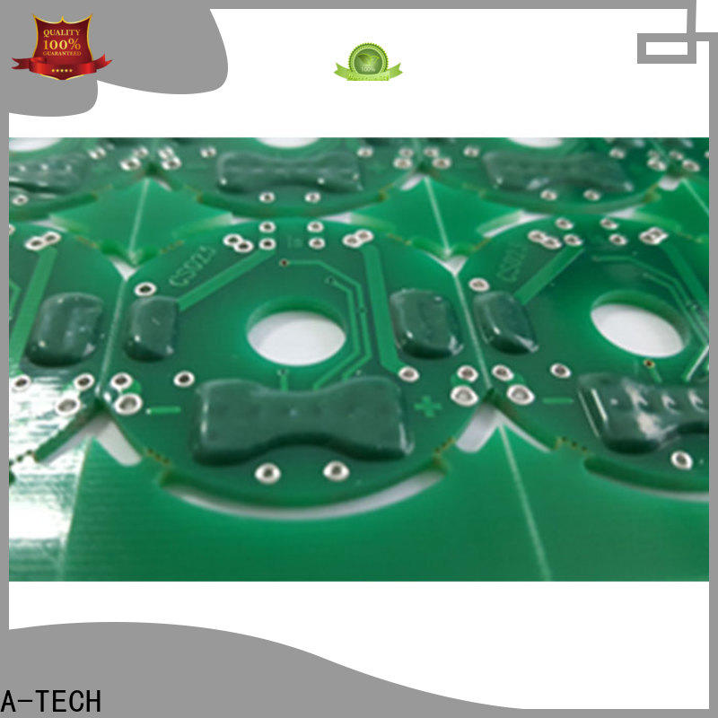 A-TECH gold plated silver coating pcb factory for wholesale