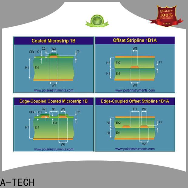 A-TECH China 2oz copper pcb company at discount