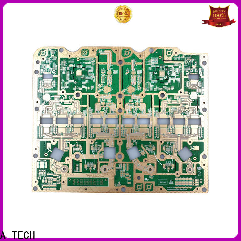 routing pcb edge plating process impedance company at discount