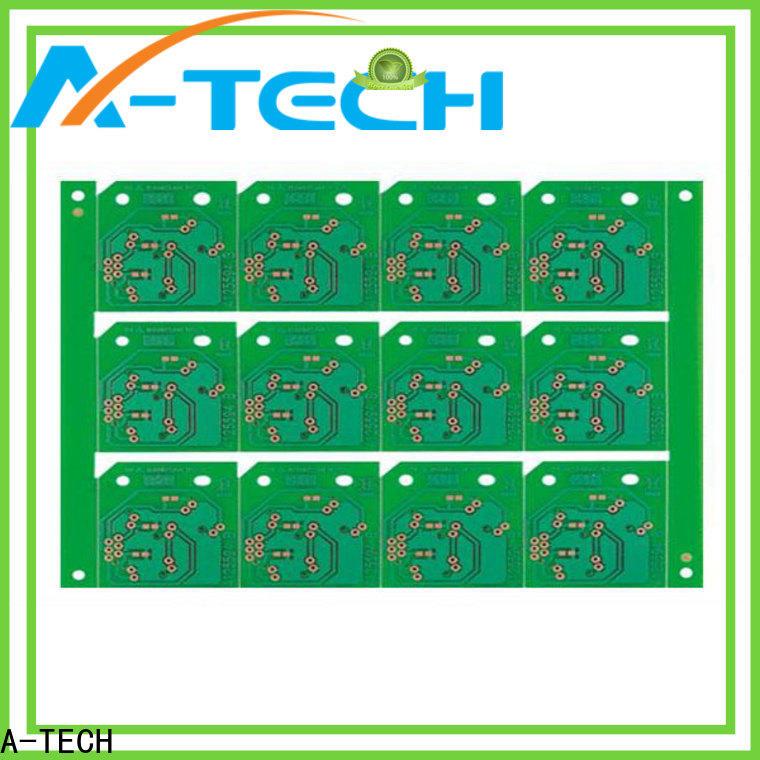 A-TECH metal core quick turn pcb factory