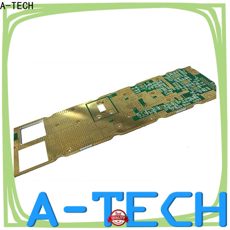 A-TECH quick turn printed circuit boards design fabrication and assembly for business