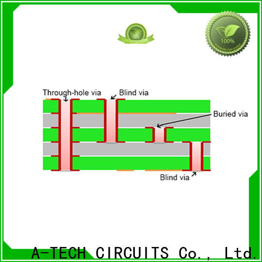 A-TECH impedance hybrid pcb Suppliers for sale
