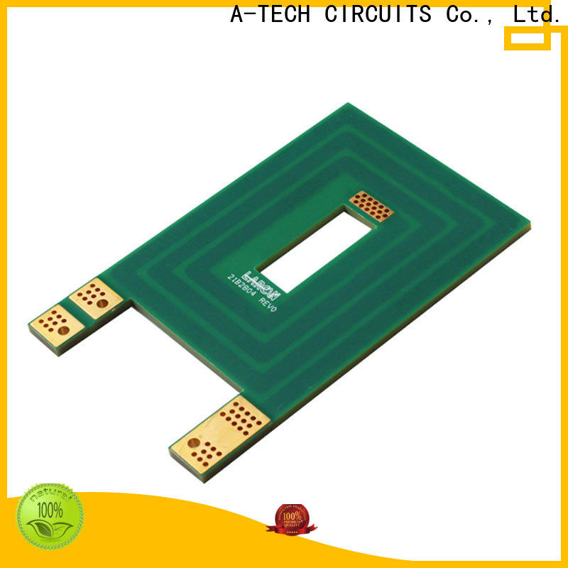 A-TECH thick copper blind vias pcb factory at discount