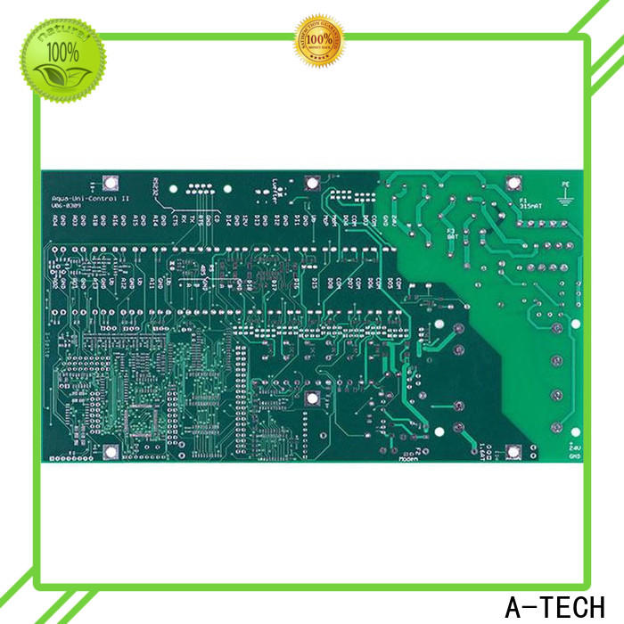 A-TECH flexible order custom circuit board double sided at discount