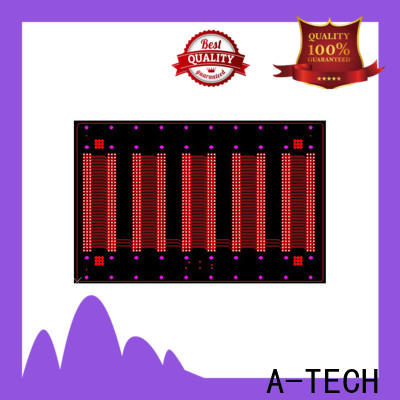 A-TECH plated vippo pcb company top supplier