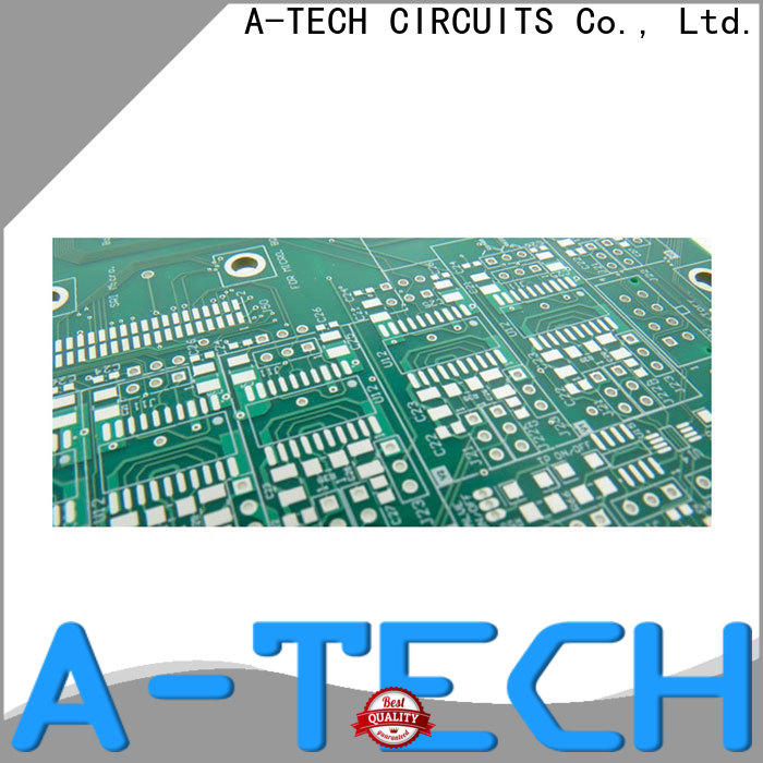 A-TECH wholesale China immersion silver pcb finish factory for wholesale