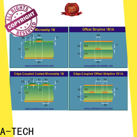 blind castellated holes pcb press company for wholesale