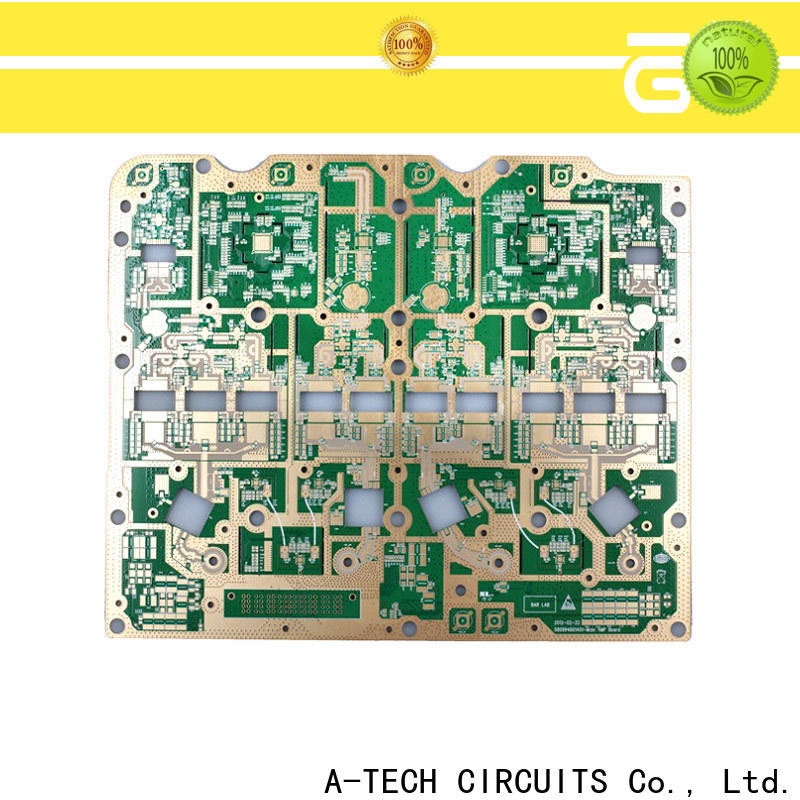 buried buried vias pcb manufacturers for wholesale