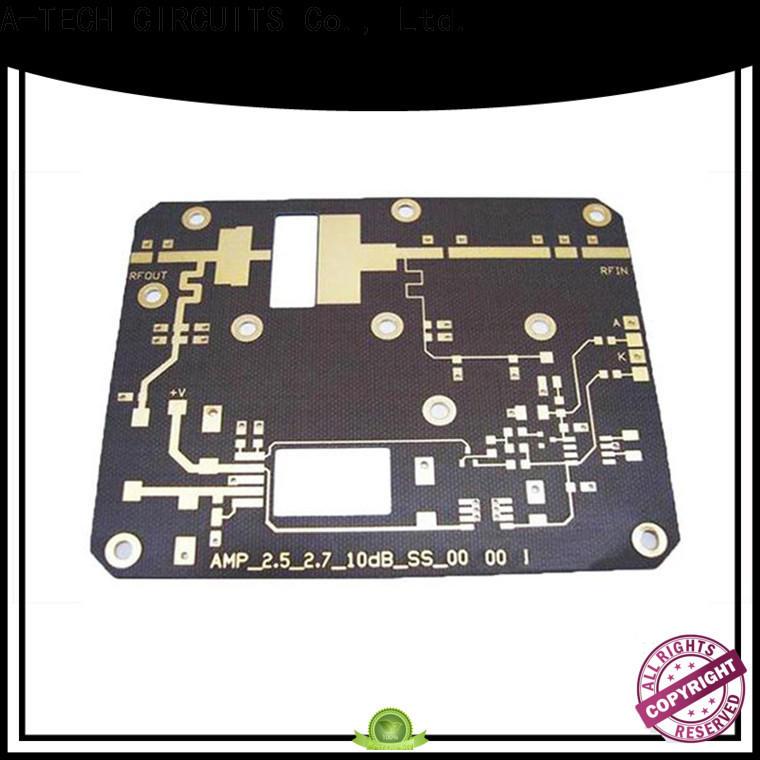 A-TECH flexible get circuit board printed custom made at discount