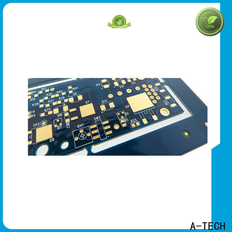 A-TECH high quality immersion silver pcb finish for business at discount