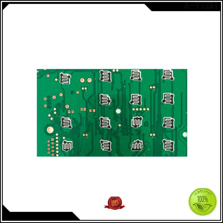 A-TECH China immersion silver pcb finish company at discount