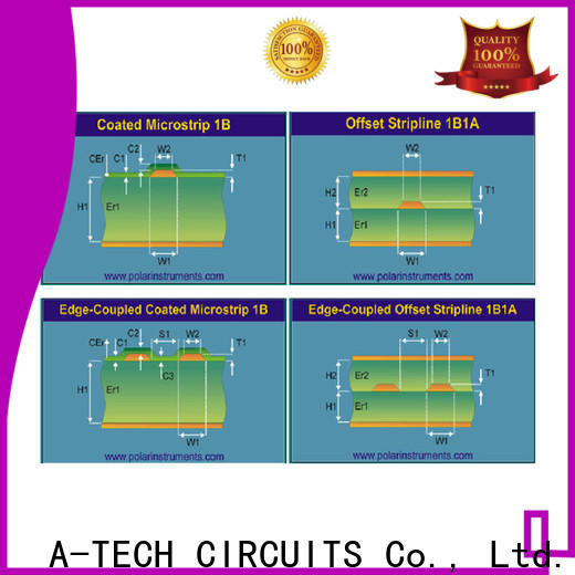A-TECH heavy circuit board assembly for business top supplier