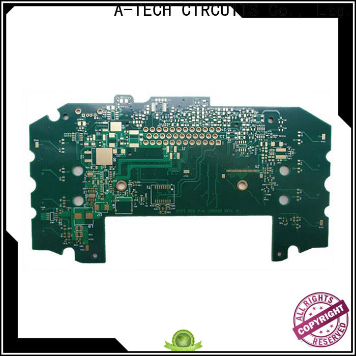 Best single layer pcb fabrication flex double sided for wholesale
