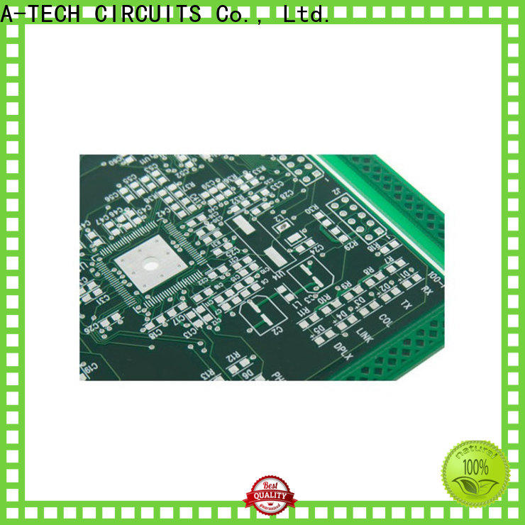 A-TECH wholesale China silver coating pcb company at discount