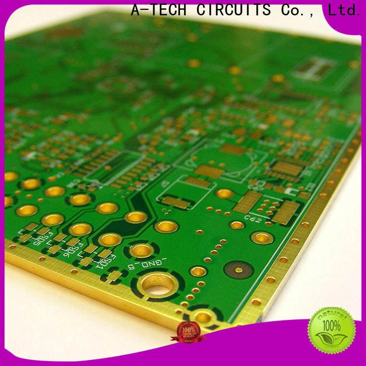 A-TECH half depth buried vias pcb Suppliers for wholesale