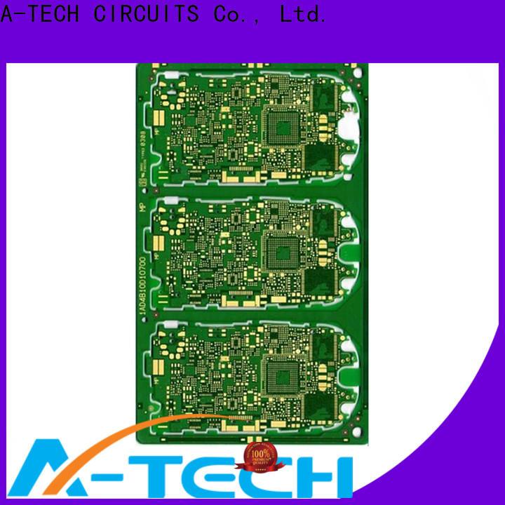 A-TECH flex single pcb manufacturer manufacturers for led