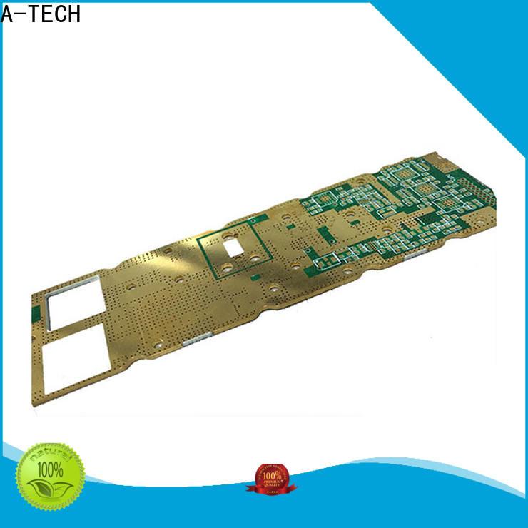 A-TECH Wholesale pcb fabrication steps custom made