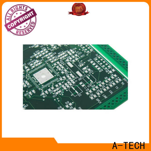 A-TECH wholesale China lead free hasl pcb Suppliers for wholesale