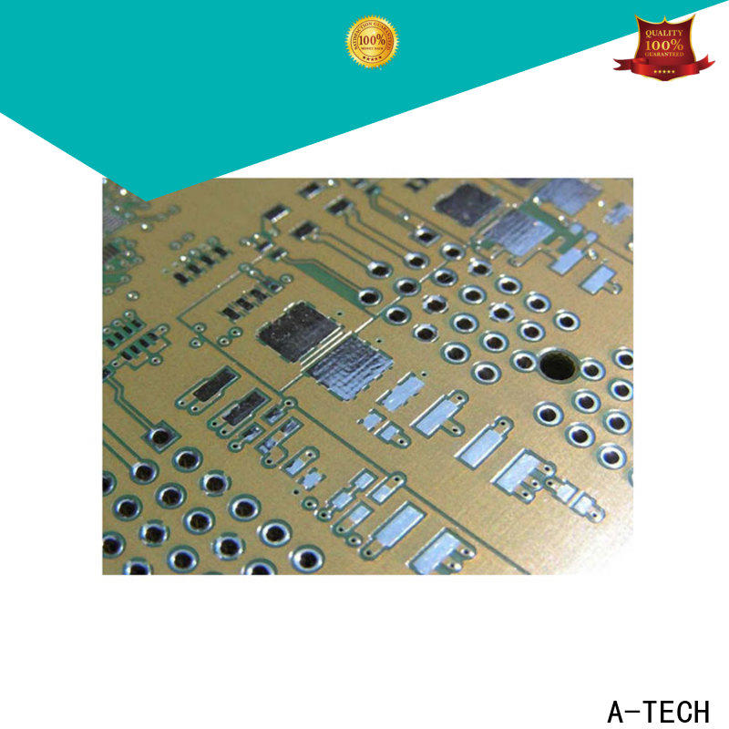 A-TECH carbon peelable solder mask pcb manufacturers at discount
