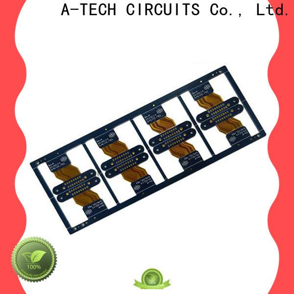 A-TECH flexible pcb custom made at discount
