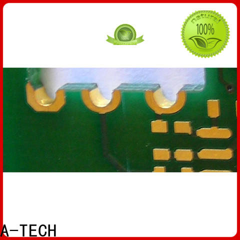 free delivery edge plating pcb castellation thick copper factory top supplier