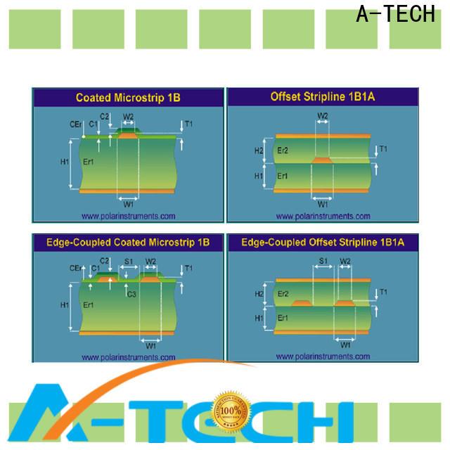 A-TECH buried blind vias pcb Suppliers for sale